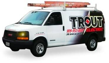 Trout Electric Service Vehicle